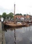 SX14957 Classic Dutch sailboats 'botters' in Elburg harbour.jpg