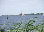 JT00981 Boats on lake 'De Fluezen' from Indijk, The Netherlands.jpg