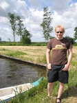 JT00991 Marijn and canoe at little island in lake 'De Fluezen', The Netherlands.jpg