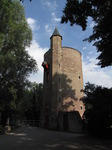 SX15730 Tower of gatehouse in Brugge.jpg