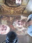 SX15898 Marijn and Marieke in Painted Hall at The Old Royal Naval Collage in Greenwich, London.jpg