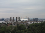 SX15927 Millennium dome from Old Greenwich Royal Observatory, London.jpg