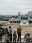 SX15942 Marieke and Simon looking at view from Old Greenwich Royal Observatory, London.jpg