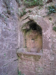 SX16530 Goodrich Castle fountain.jpg