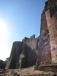 SX16534 Goodrich Castle east wall.jpg