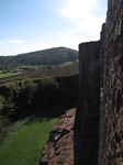 SX16585 View over fields from Goodrich castle.jpg