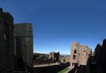 SX16610-16617 Goodrich Castle courtyard from east range.jpg