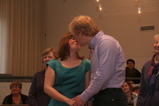 IMG_7182 Jenni and Marijn kissing at gemeentehuis.JPG