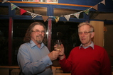 IMG_7405 Tom and Hans toasting.JPG