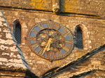 SX17381 Clock on St. Davids Cathedral.jpg