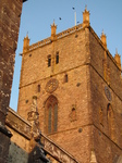 SX17386 Tower of St. Davids Cathedral.jpg