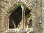 SX17772 Windows and arches in Tintern Abbey.jpg
