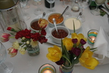 IMG_8043 Flowers and food on table.JPG