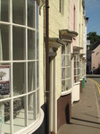 SX18133 Bay windows in Bridge street, Chepstow.jpg