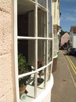 SX18134 Bay windows in Bridge street, Chepstow.jpg