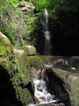 SX18196 Waterfall at Blaen y glyn.jpg