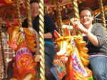 SX18261 Libby and Jenni on carosel.jpg