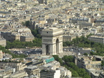 SX18369 Arc de Triomph from Eiffel tower.jpg