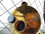 SX18414 Reflection in Telescope on Eiffel tower.jpg
