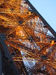 SX18661 Detail of lit up Eiffel tower at dusk.jpg