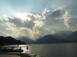 SX18955 Sunset Lido, Lake Como, Colico.jpg