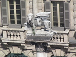 SX19160 View of Flying Lion statue from Lamberti Tower, Verona, Italy.jpg