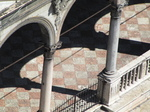 SX19162 Esher-esque columns from Lamberti Tower, Verona, Italy.jpg