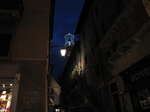 SX19421 Balcony with Lamberti Tower at night in Verona, Italy.jpg