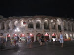 SX19434 Arena roman theater at night in Verona, Italy.jpg