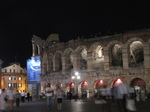 SX19444 Arena roman theater at night in Verona, Italy.jpg