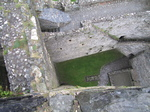 SX20454 Looking down Harlech Castle.jpg