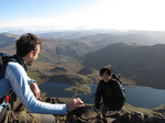 SX20592 Wouko and Lei on Crib-Goch, Snowdon.jpg