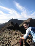 SX20595 Wouko on Crib-Goch towards Snowdon summit.jpg