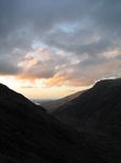SX20665 Sunset from Pyg Track, Snowdon.jpg