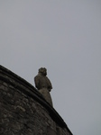 SX21096 Statue on top of Chepstow Castle.jpg