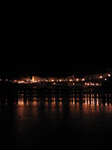 SX21294 Tenby harbour at night.jpg