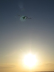 SX22365 RC plane flying into sunset.jpg