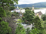 SX23636 Portmeirion through trees.jpg