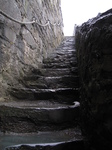 SX23745 Steps at Harlech Castle.jpg
