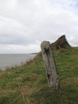 SX24648 Slanted post on top of cliff.jpg