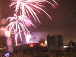 SX24992 Fireworks over Caerphilly castle.jpg