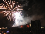 SX25033 Fireworks over Caerphilly castle.jpg