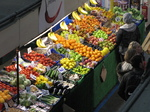 SX25085 Colourfull fruit stall in Cardiff Market.jpg