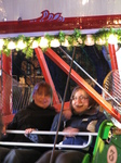 SX25409 Lib and Jenni on ferris wheel at Cardiff Winter Wonderland.jpg