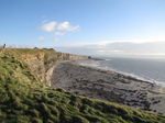 SX25506 Cliffs near Nash point.jpg