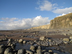 SX25528 Cliffs near Dunraven Bay.jpg