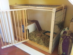 20121215_095727 DIY Rabbit Hutch ready for Cleo.jpg