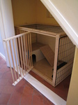 SX25712 DIY Rabbit Hutch underneath stairs.jpg