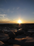 SX32390 Sunset at Llantwit Beach.jpg