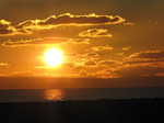 SX32417 Sunset at Llantwit Beach.jpg